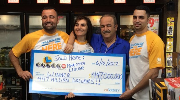 Menifee store owners ecstatic over Powerball win